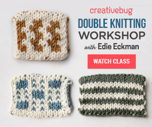 Double Knitting Workshop