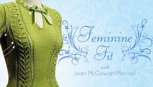 Craftsy Feminine Fit: Bust Shaping Techniques