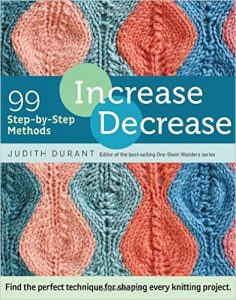 Increase Decrease by Judith Durant