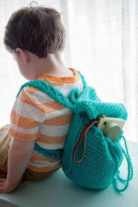 Max Backpack One-Skein Wonders for Babies