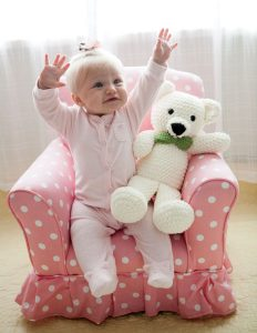 Benjamin The Bear One-Skein Wonders for Babies