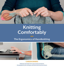 Resolution #6: Knitting Comfortably cover