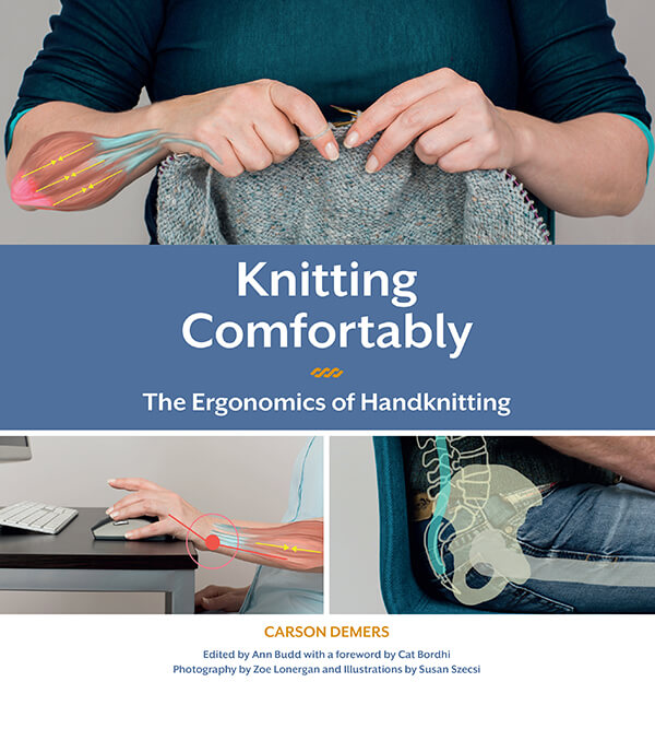 Knitting Comfortably cover