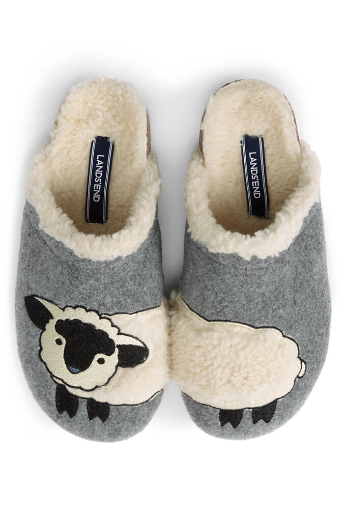 Sheep Slippers Scuffs