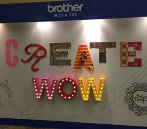 Brother Creativation 2018