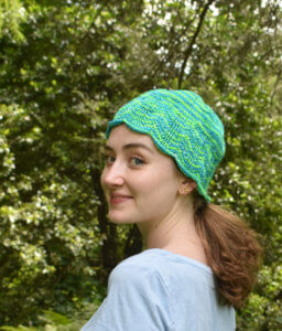 Molly Hat Knitting Pattern by Edie Eckman