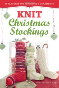 Knit Christmas Stockings by Gwen Steege