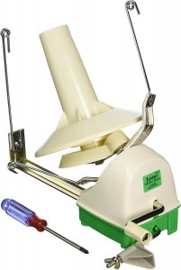 Lacis Jumbo Ball Winder with accessories
