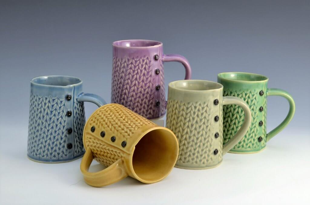 Creative With Clay Mugs