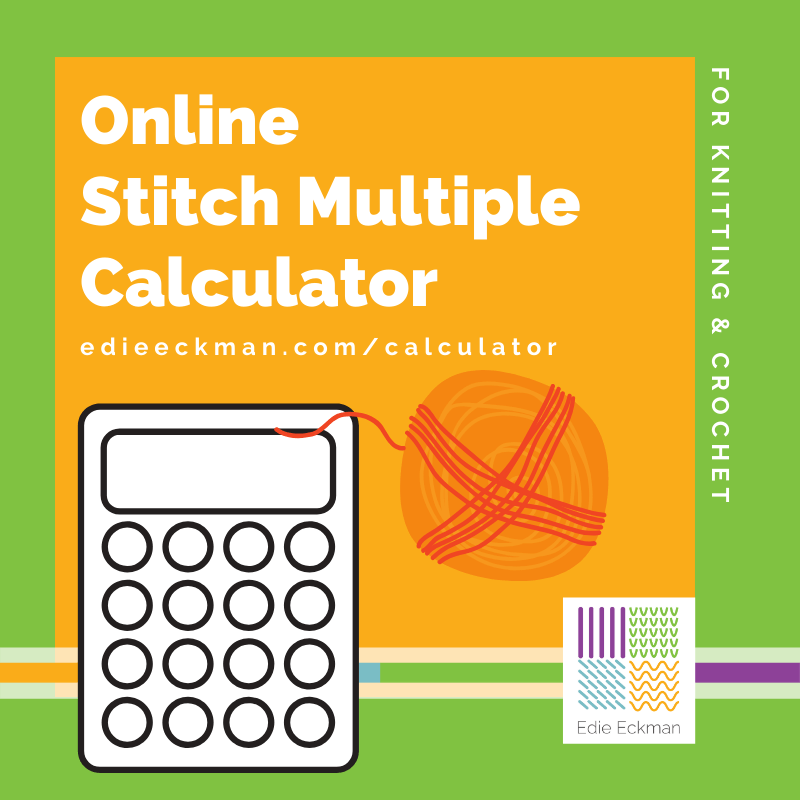 Online Stitch Multiple Calculator