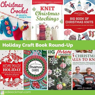Holiday Craft Book Roundup