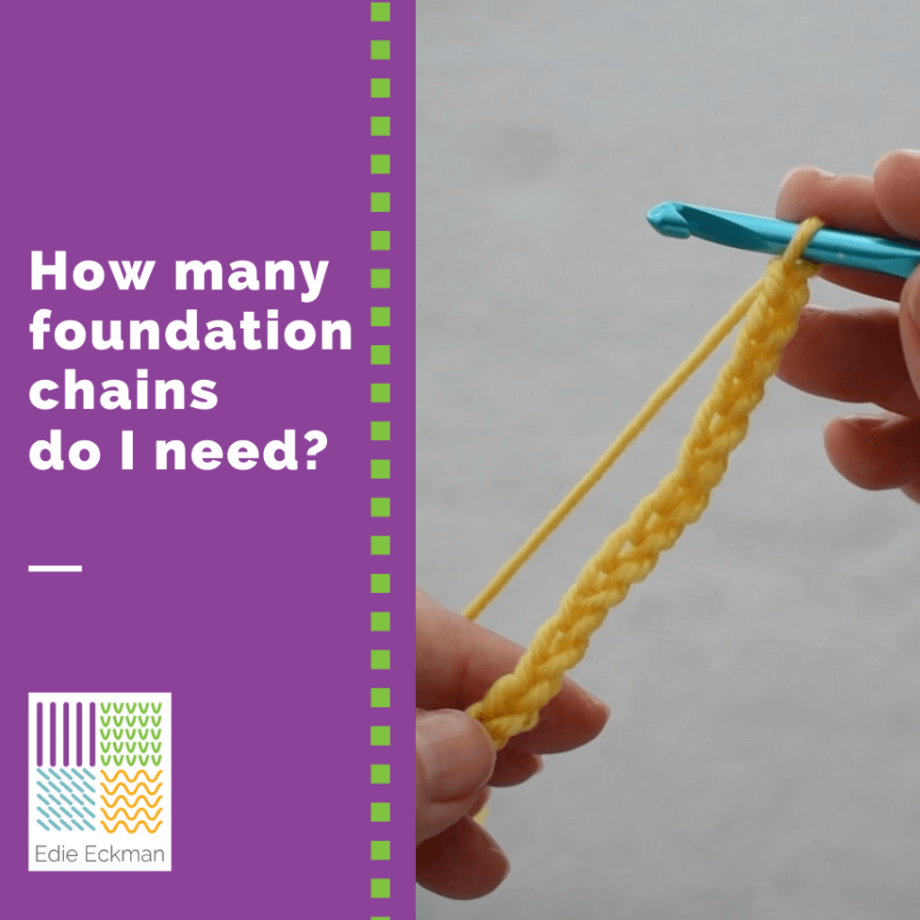 How Many Foundation Chains Do I Need?