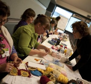 Teaching at Stitches West