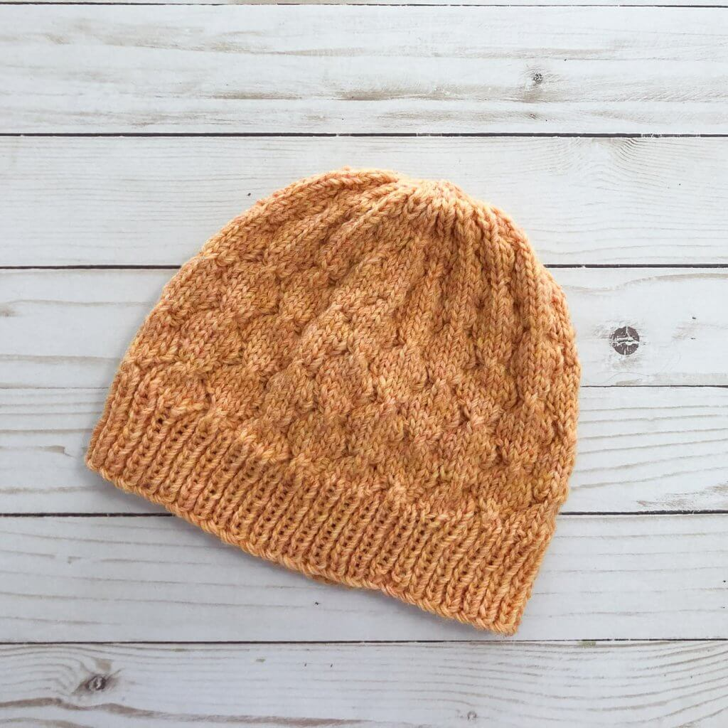 Turk Mountain Hat knitting pattern by Edie Eckman