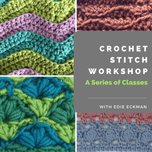 Crochet Stitch Workshop