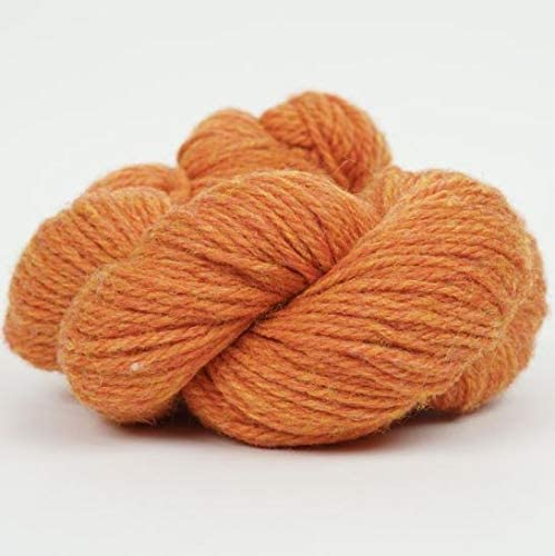 Kraemer Yarn Naturally Nazareth in color pumpkin