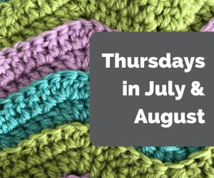 Thursdays in July and August