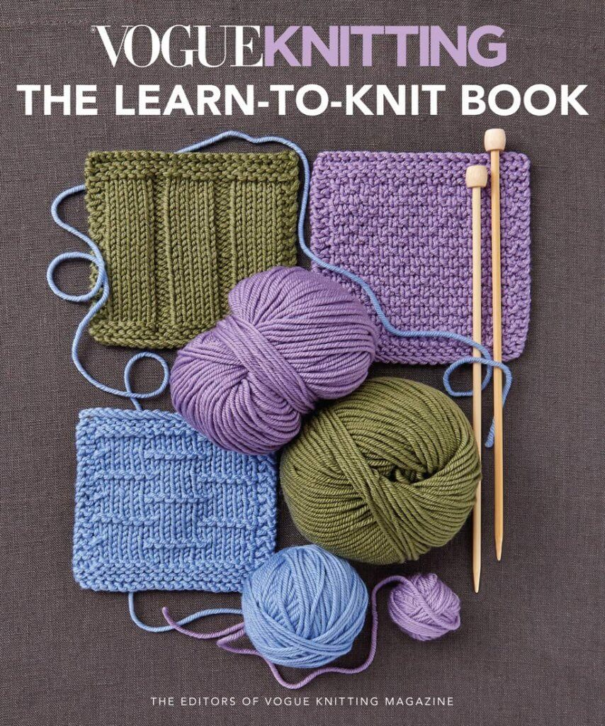 Vogue Knitting The Learn-to-Knit Book