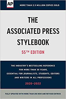 The AP Stylebook cover