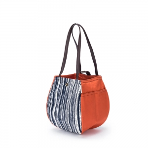 DellaQ Rosemary Totle Stripes/Sunset